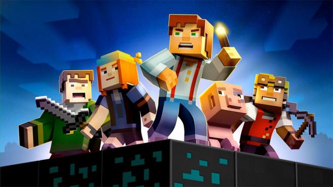 Minecraft – Story Mode: Gratis©Microsoft / Telltale