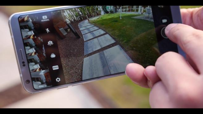 LG G6 im Praxis-Test: Galerie©COMPUTER BILD