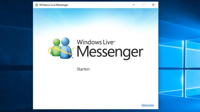Eingestampft: Windows Live Messenger 2012 ©COMPUTER BILD