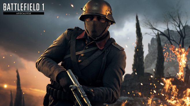 Battlefield 1: Patch - Apocalypse©EA