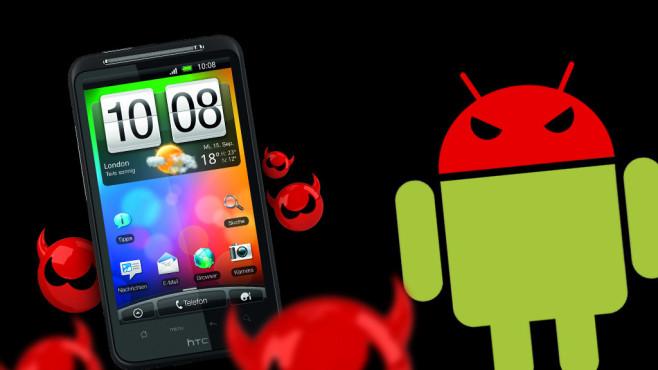 Wieder Sicherheitslücke in Android©Android, HTC, julien tromeur - Fotolia