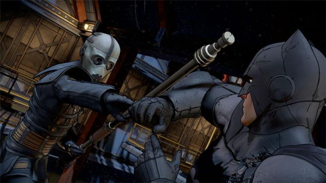 Batman – The Telltale Series©Telltale Games