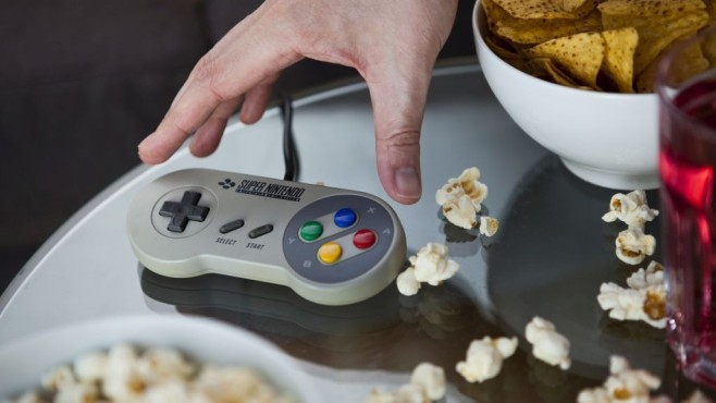 Nintendo SNES-Controller © Future Publishing/gettyimages