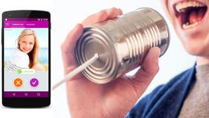 Bei der Dating App Whispar geht es um die Stimme©gratisography.com, Whispar, Montage: COMPUTER BILD