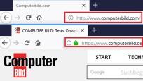 about:config: URL-Vervollständigung mit .de statt .com©COMPUTER BILD