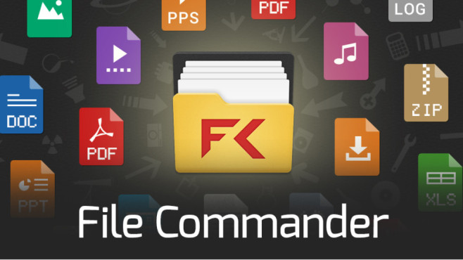 File Commander © MobiSystems