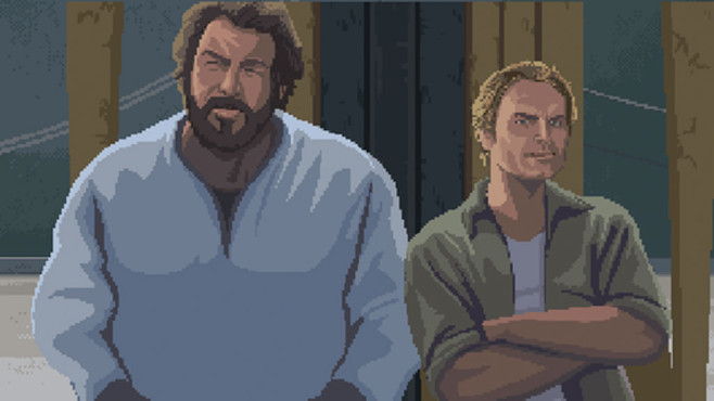 Bud Spencer & Terence Hill – Slaps and Beans©Trinity Team
