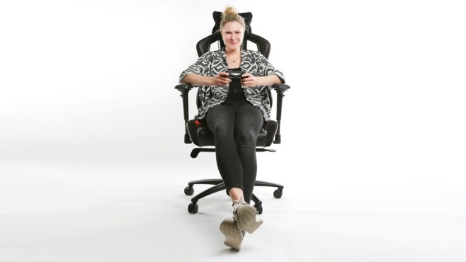 noblechairs Epic als Bürosessel©COMPUTER BILD