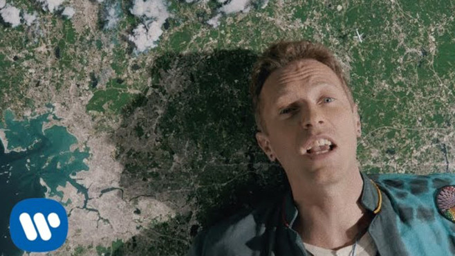Coldplay – Up&Up ©Coldplay