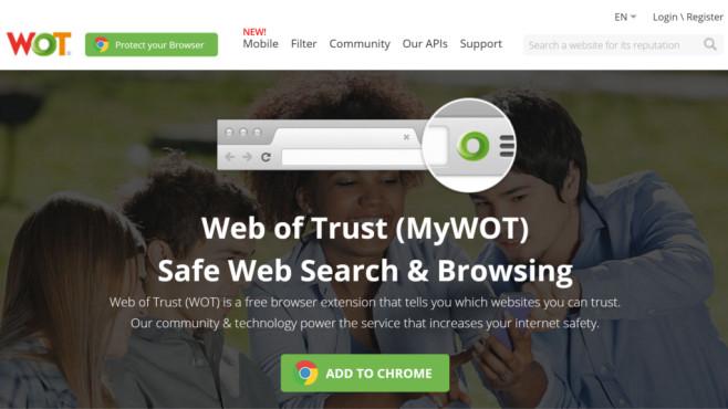 Web of Trust©Web of Trust