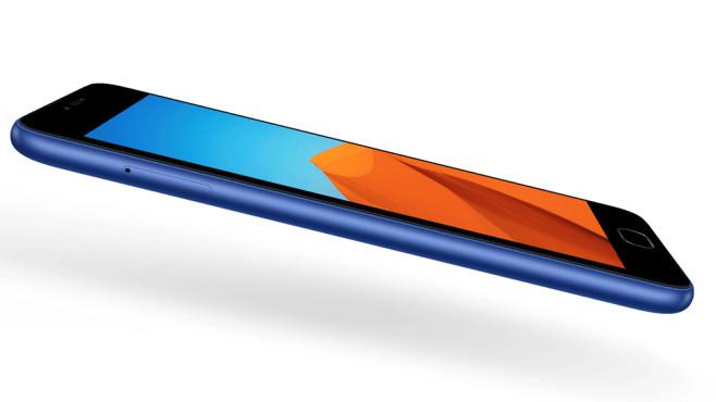 Meizu M5: Das neue Einsteigersmartphone mit Dual-Sim©Meizu