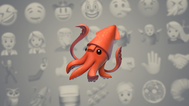 Octopus © Emojipedia
