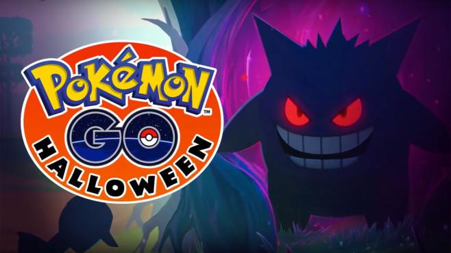 Pokémon GO: Halloween-Event©Niantic
