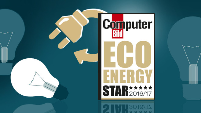 Eco Energy Star © COMPUTER BILD