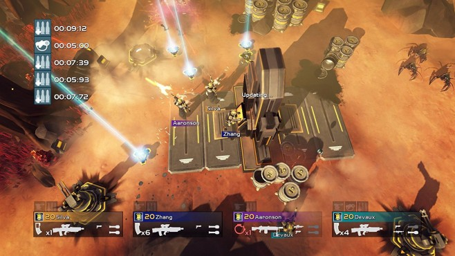 Helldivers © Sony