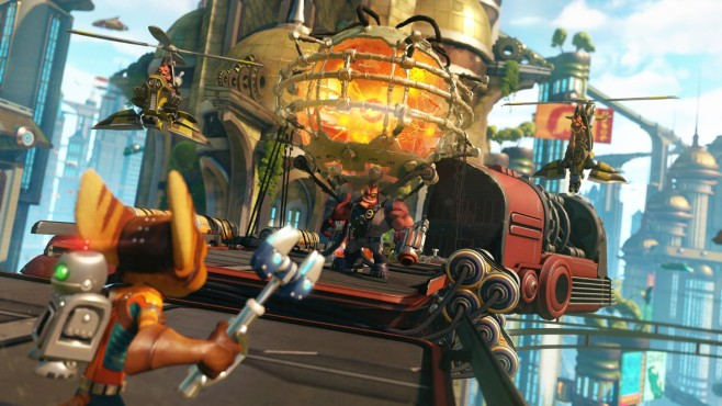 Ratchet & Clank © Insomniac Games