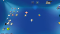 Real Desktop: Arbeitsoberfläche im 3D-Look©COMPUTER BILD