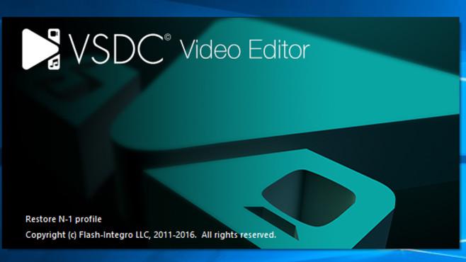 VSDC Video Editor: Videoeditor ©COMPUTER BILD
