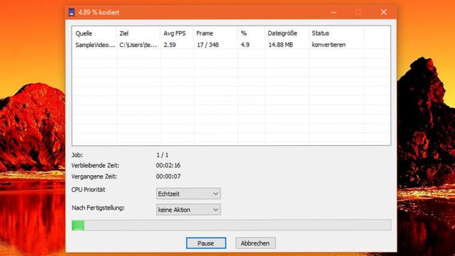 XMedia Recode: Datenträger kopieren, Multimedia umwandeln ©COMPUTER BILD