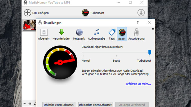 YouTube To MP3: YouTube-Videos als Soundspur herunterladen ©COMPUTER BILD