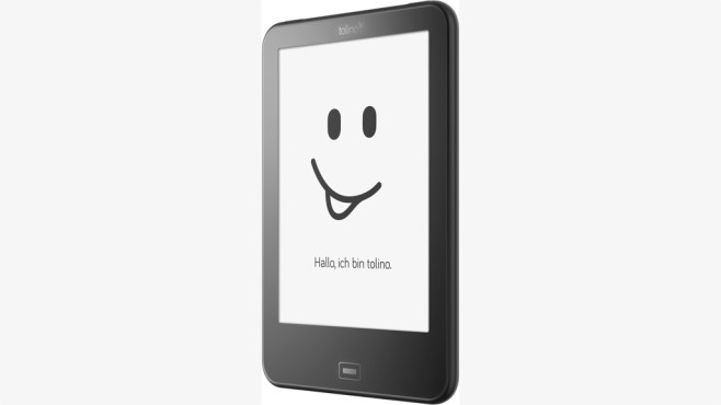 eBook-Reader Tolino Vision 4 HD © Tolino-Allianz/COMPUTER BILD