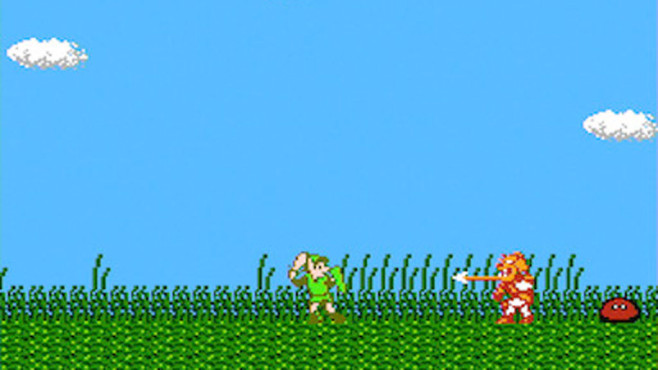 Zelda 2: The Adventure of Link © Nintendo