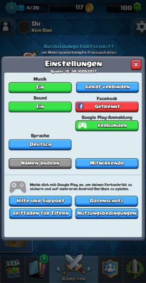 clash royale apk deutsch