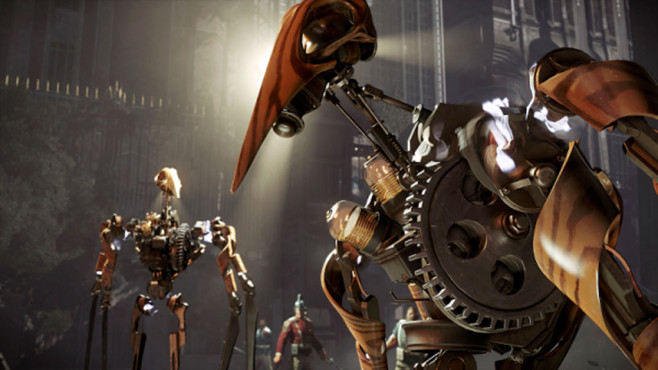 Dishonored 2: Patch©Bethesda