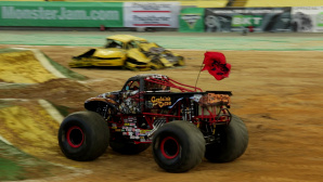 O2 Monsterjam © ComputerBild