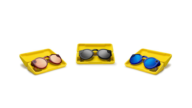 Snap Spectacles 2018: Farben © Snap Inc