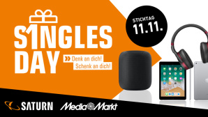Singles Day bei Media Markt©Media Markt