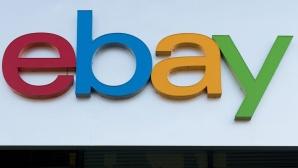 Ebay-Schriftzug©Josh Edelson/gettyimages