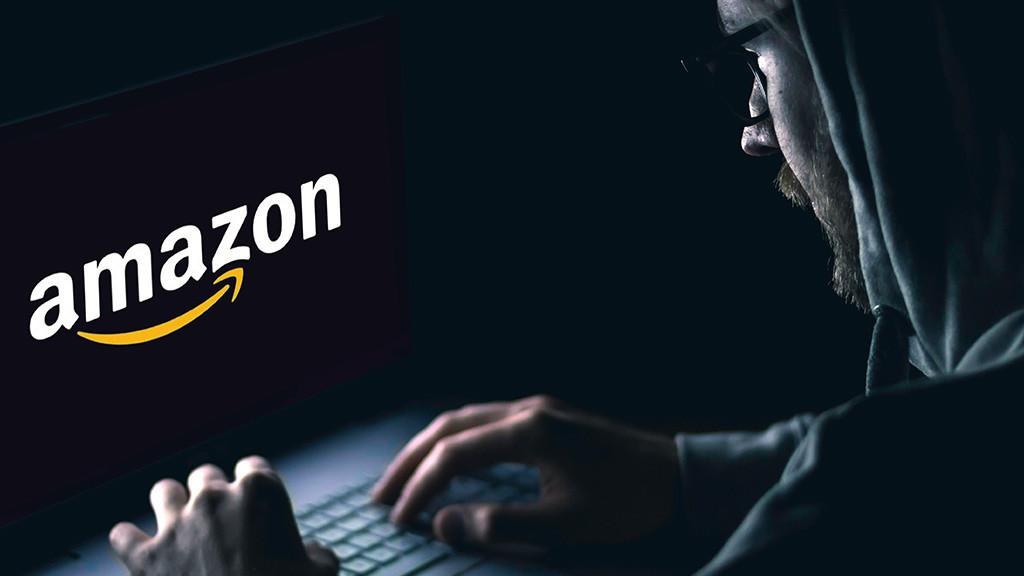 Amazon Betruger Auf Dem Marketplace Computer Bild