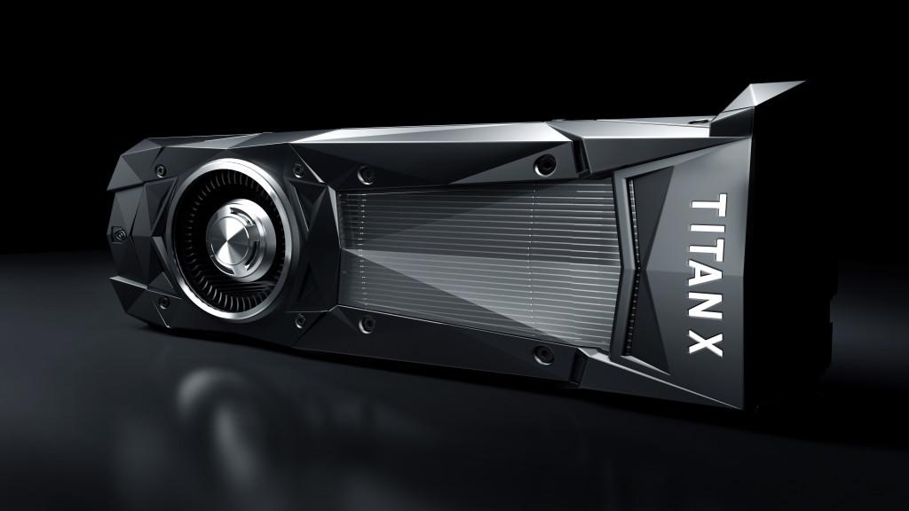 Nvidia Titan X©Nvidia