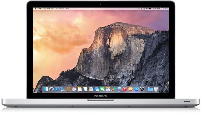 MacBook Pro: Computer©Apple