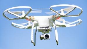 Drohne in Gro�aufnahme©Robert Machado Noa/gettyimages