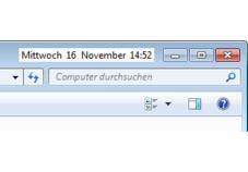 Titlebar Date-Time