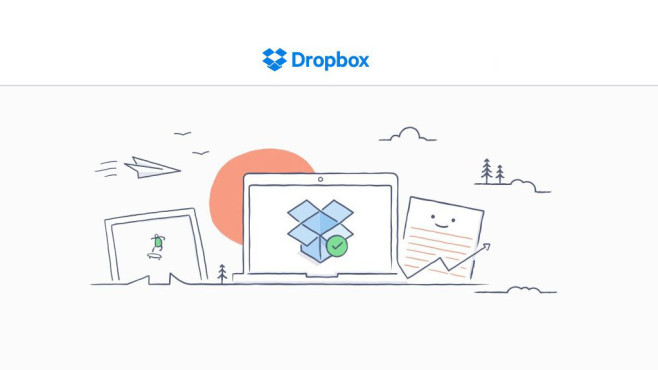 Dropbox © Screenshot: dropbox.com