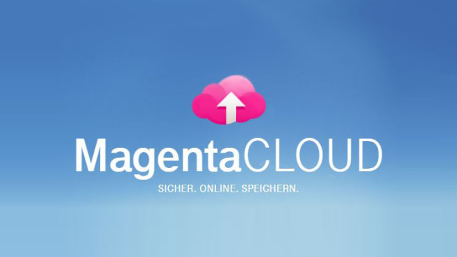 Telekom Magenta Cloud © Screenshot: magentacloud.de