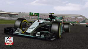 F1 2016 iOS © Codemasters
