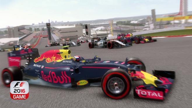 F1 2016 für iOS©Codemasters