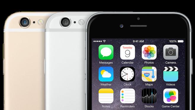 iPhone 6: Smartphone©Apple