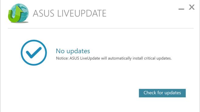 BIOS-Update unter Windows ©Asus, COMPUTER BILD