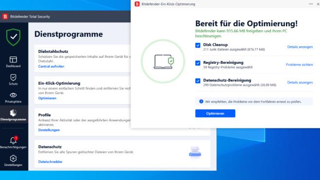 Antivirus-Tuning für Windows: Diese Sicherheitstools optimieren Ihren PC©COMPUTER BILD