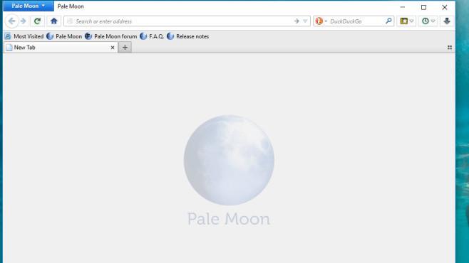Pale Moon ©COMPUTER BILD