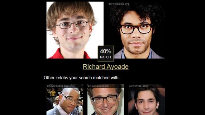 Microsoft CelebsLike.Me: Prominenten-Ähnlichkeit feststellen ©COMPUTER BILD