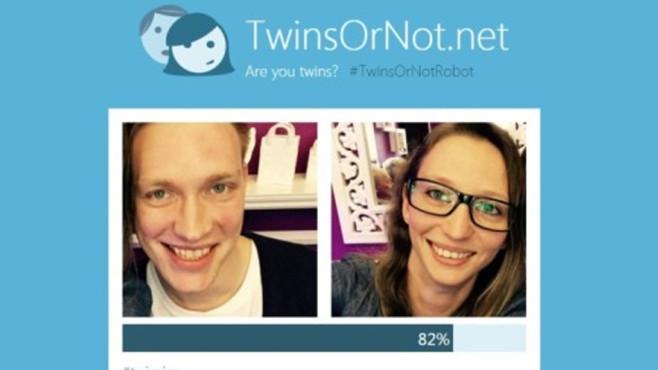 Microsoft TwinsOrNot.net: Verwandschaft diagnostizieren ©COMPUTER BILD