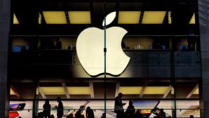 Apple: Logo©dpa-Bildfunk
