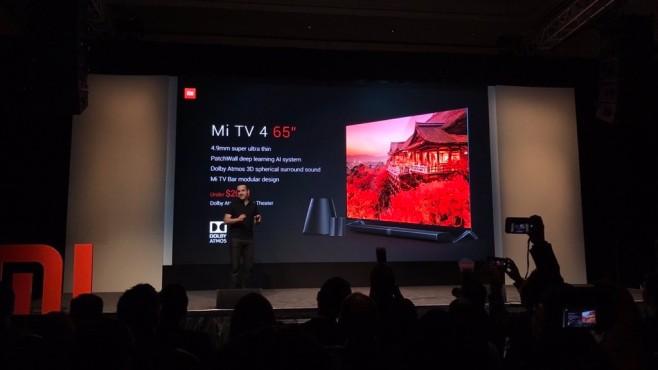 Xiaomi Mi TV 4©COMPUTER BILD