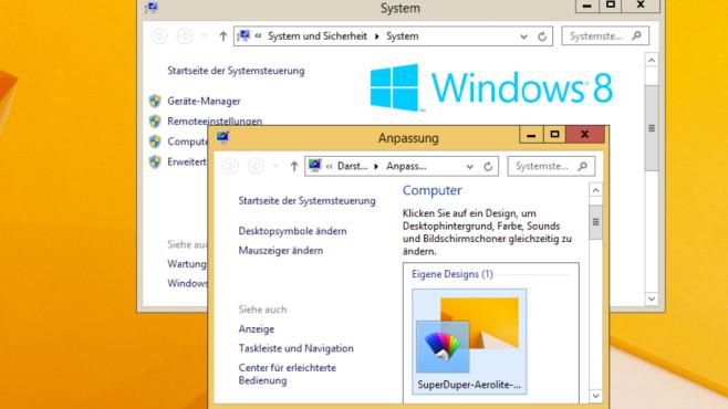 Windows 8/10: Verstecktes Aero-Lite-Design aktivieren©COMPUTER BILD